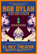 Bob Dylan and His Band - El Rey Theatre / LA  1997