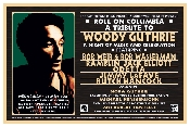 Woody Guthrie Tribute - Seattle 2001