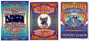 Gary Grimshaw - set of 3 posters
