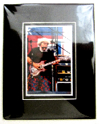 Grateful Dead * Garcia * Vegas 1995 * matted photo