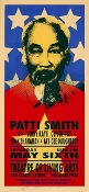 Patti Smith poster - May 6, 2000 - Arminski
