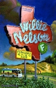 Willie Nelson (F554) Fillmore / SF 2003 AoMR 331.5