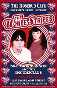 White Stripes / Pittsburgh 2002