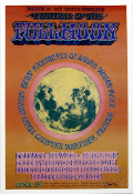Country Weather * Festival Of The Full Moon 1969 - Art Print