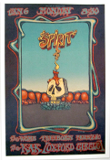 Spirit - The KAK - Davis 1968 - Carson-Morris Art Print