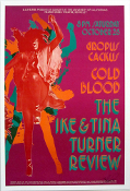 (36) Ike and Tina Review - Berkeley 1971 * Thomas Morris Art Pr