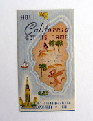1939 GGIE pamphlet - How CA Got It's Name