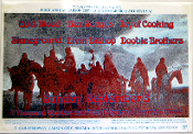 (07)Cold Blood - Boz Skaggs - Carson City 1969 * Art Print