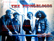The Youngbloods * S.U.P.E.R.B. UCB 1970 * Art Print