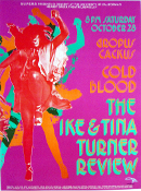 Ike and Tina Turner - Berkeley 1971 * Thomas Morris Art Print