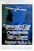(12)Commander Cody - Fox Theater, Stockton 1970 * Art