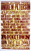 Andrew Peterson,Christmas,2003,Hatch Show Print