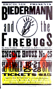 Biedermann,Engine House 25,PA 2003,Hatch Show Print