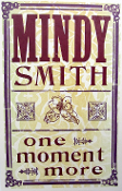 Mindy Smith One Moment More original poster - letterpress