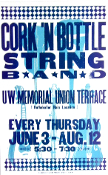 Cork 'N Bottle String Band 2004 UW Memorial Union Terrace