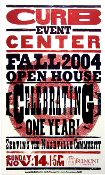 Curb Event Center Fall 2004 Belmont Univ Hatch Show Print
