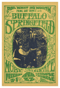 (69) Buffalo Springfield / Moby Grape UC Davis Thomas Morris Art