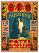Patti Smith Band Paradiso Amsterdam 2007 Arminski