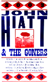 John Hiatt & The Goners 2003 Europe Hatch Show Print