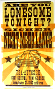 USA - AUTO.CH Are you Lonesome tonight 2004 Hatch Show Print