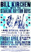 Bill Kirchen & Starline Rhythm Boys Sheraton-Burlington Hatch