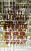 Guilty Pleasures NYE 2004 Exit / In Hatch Show Print
