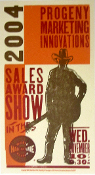 Progeny Marketing Innovations 2004 Hatch Show Print