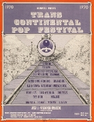 Trans Continental Pop Festival 1970 (bootleg from Canada) SOLD