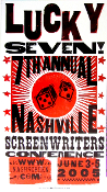 Screenwriters Conf Nashville Lucky 7th 2005 Hatch