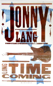 Jonny Lang Long Time Coming 2003 Hatch Show Print