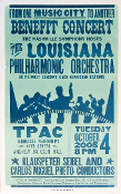 Nashville Symphony hosts The Louisiana Philharmonic 2005