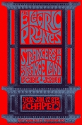 Electric Prunes - Strangers In A Strange Land - Chapel SF poster