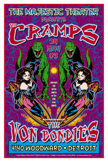 The Cramps- Majestic