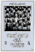 Flamin' Groovies - Chapel SF 7-29-2017 - Art by Cyril Jordan