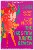 - Ike And Tina Review Cold Blood UC Berkeley 1972 digital