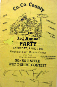 Co Co County 1981 3rd Annual Get Acquainted Party Knightsen