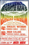 Concord Coliseum 19670804 Chocolate Watchband