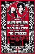 White Stripes-Chene Park-screenprint