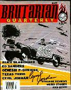Cyril Jordan interview - Brutarian Quarterly #43 - sold