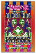 Albert King / Evergreen Blue Shoes - Whisky