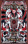 White Stripes Rome 2003 s/n screenprint