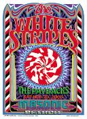 White Stripes Masonic Temple Detroit 2003 Gary Grimshaw